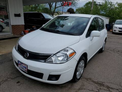 2011 Nissan Versa for sale at New Wheels in Glendale Heights IL