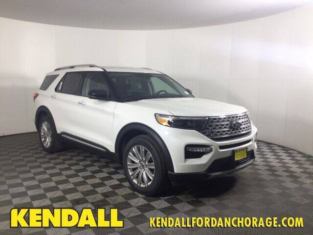 2021 Ford Explorer for sale in Anchorage, AK