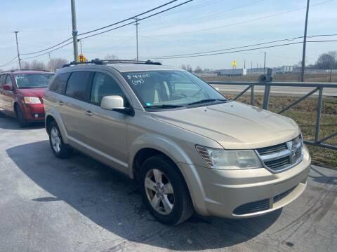 2009 Dodge Journey for sale at HEDGES USED CARS in Carleton MI