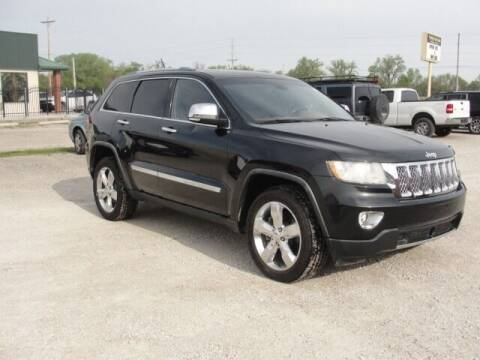 2011 Jeep Grand Cherokee for sale at Frieling Auto Sales in Manhattan KS