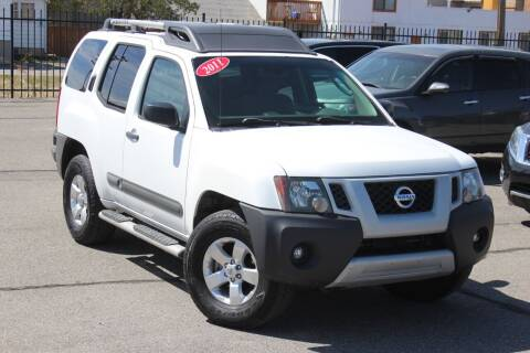 2011 Nissan Xterra for sale at Car Bazaar INC in Salt Lake City UT