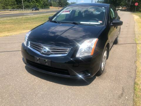 2012 Nissan Sentra for sale at Economy Auto Sales in Dumfries VA