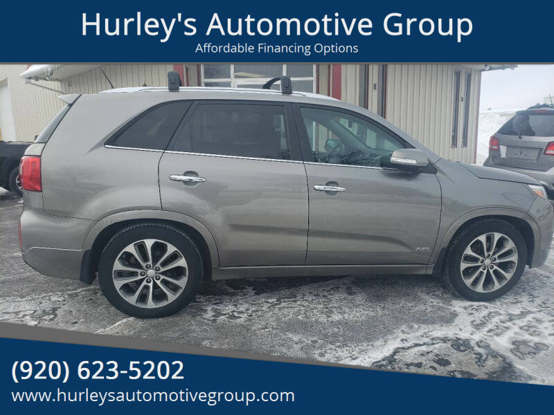 2014 Kia Sorento for sale at Hurley's Automotive Group in Columbus WI