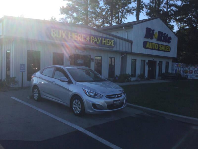 2016 Hyundai Accent for sale at Bi Rite Auto Sales in Seaford DE