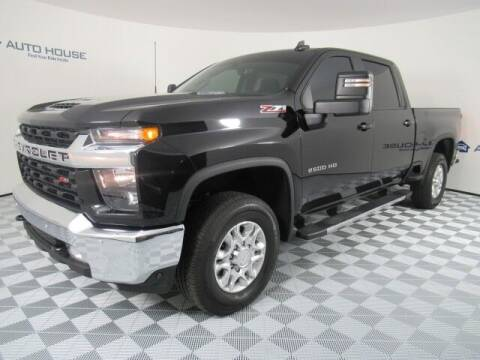 2020 Chevrolet Silverado 2500HD for sale at Curry's Cars Powered by Autohouse - Auto House Tempe in Tempe AZ