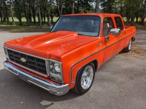 1979 Chevrolet C/K 30 Series for sale at Classic Car Deals in Cadillac MI