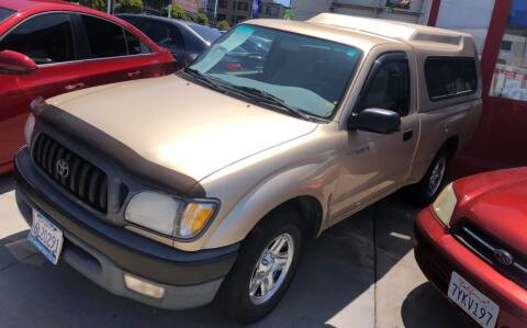 2001 Toyota Tacoma for sale at Excelsior Motors , Inc in San Francisco CA