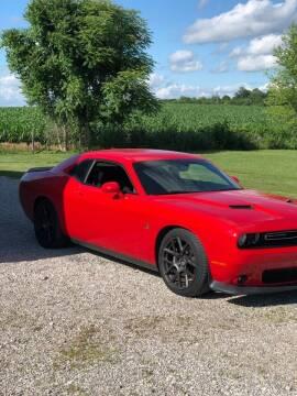 2016 Dodge Challenger for sale at Jackson Automotive LLC in Glasgow KY