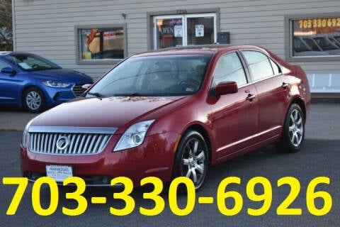 2010 Mercury Milan for sale at MANASSAS AUTO TRUCK in Manassas VA