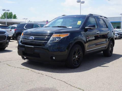 2012 Ford Explorer for sale at Suburban Chevrolet of Ann Arbor in Ann Arbor MI