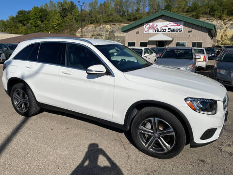 2016 Mercedes-Benz GLC for sale at Gilly's Auto Sales in Rochester MN