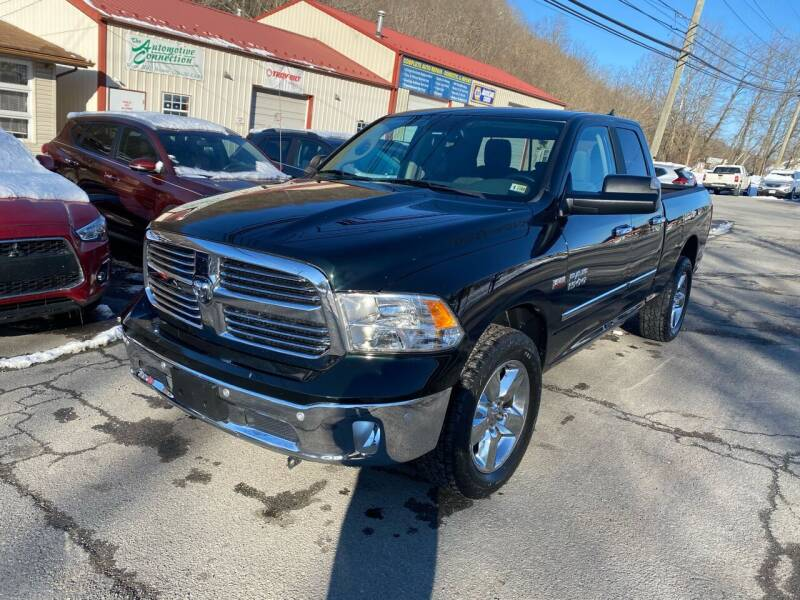 2017 RAM Ram Pickup 1500 for sale at THE AUTOMOTIVE CONNECTION in Atkins VA