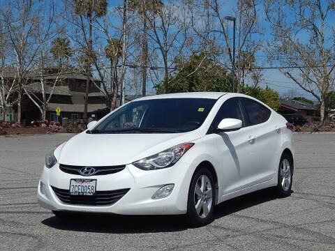 2013 Hyundai Elantra for sale at Crow`s Auto Sales in San Jose CA