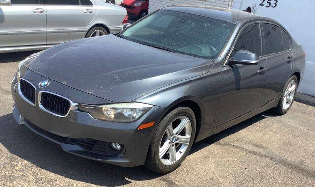 2013 BMW 3 Series for sale at ALMOST NEW AUTO RENTALS & SALES in Mesa AZ