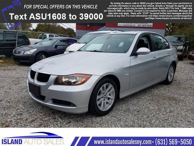 2006 BMW 3 Series for sale at Island Auto Sales in E.Patchogue NY