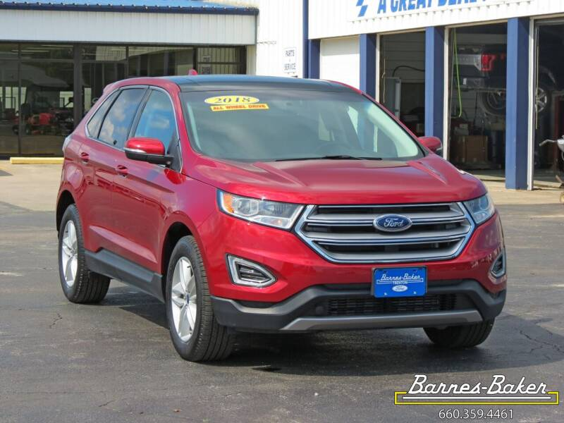 2018 Ford Edge for sale in Trenton, MO
