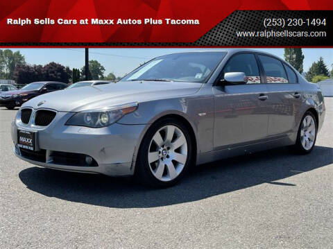 2004 BMW 5 Series for sale at Ralph Sells Cars at Maxx Autos Plus Tacoma in Tacoma WA