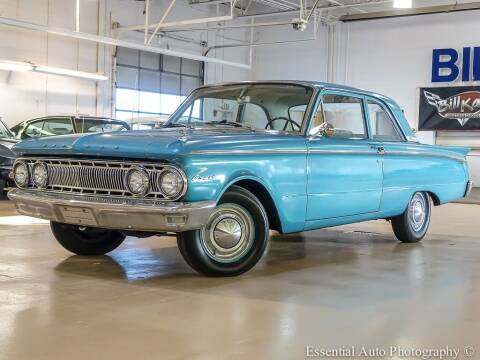 1962 Mercury Comet for sale at Bill Kay Corvette's and Classic's in Downers Grove IL