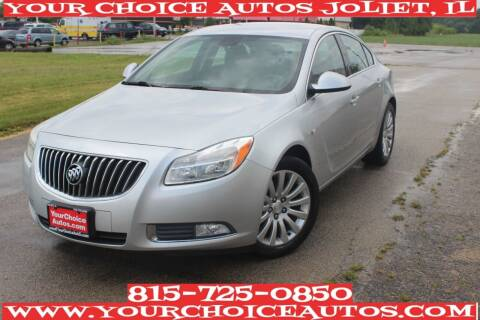 2011 Buick Regal for sale at Your Choice Autos - Joliet in Joliet IL