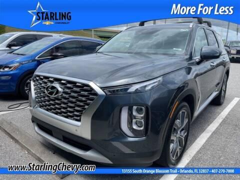 2020 Hyundai Palisade for sale at Pedro @ Starling Chevrolet in Orlando FL