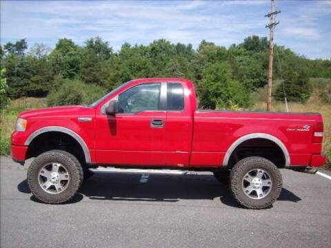 2006 Ford F-150 for sale at Broadway Motors LLC in Broadway VA