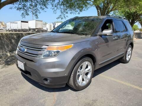 2011 Ford Explorer for sale at Matador Motors in Sacramento CA