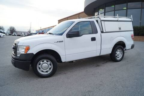 2014 Ford F-150 for sale at Next Ride Motors in Nashville TN