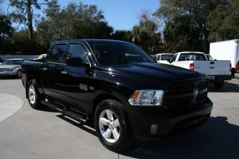 2014 RAM Ram Pickup 1500 for sale at Mike's Trucks & Cars in Port Orange FL