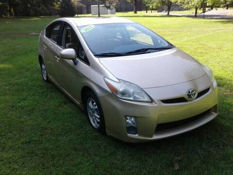 2011 Toyota Prius for sale at ELIAS AUTO SALES in Allentown PA