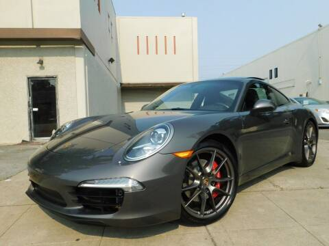 2013 Porsche 911 for sale at Conti Auto Sales Inc in Burlingame CA
