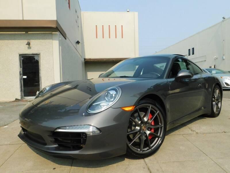 2013 Porsche 911 for sale at Conti Auto Sales Inc in Burlingame CA