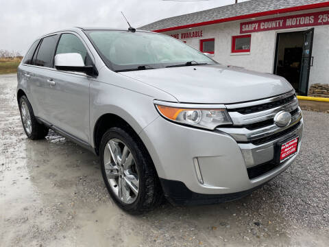 2011 Ford Edge for sale at Sarpy County Motors in Springfield NE
