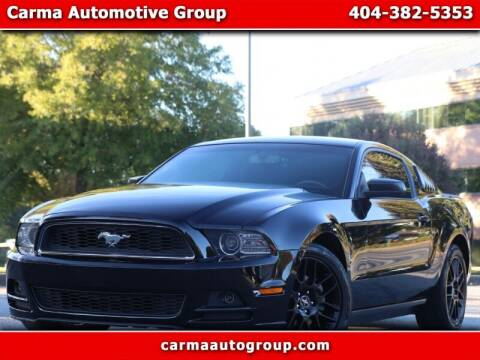 2014 Ford Mustang for sale at Carma Auto Group in Duluth GA