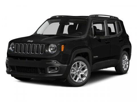 2015 Jeep Renegade for sale at HILAND TOYOTA in Moline IL