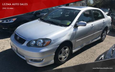 2006 Toyota Corolla for sale at Auto Emporium in Wilmington CA