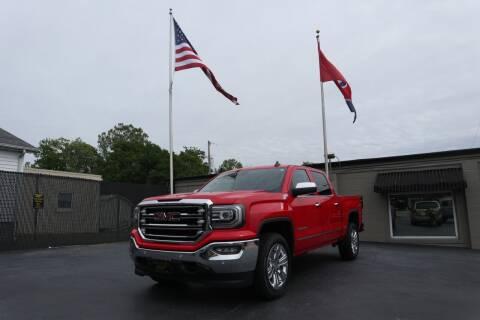 2018 GMC Sierra 1500 for sale at Danny Holder Automotive in Ashland City TN