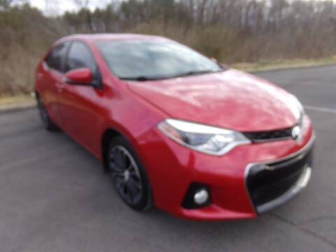 2014 Toyota Corolla for sale at J & D Auto Sales in Dalton GA