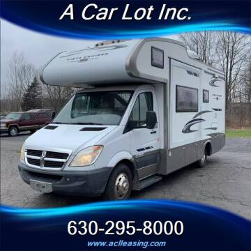 2007 Dodge Sprinter Cab Chassis for sale at A Car Lot Inc. in Addison IL