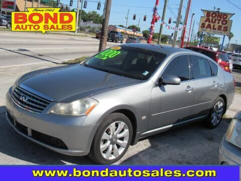 2006 Infiniti M35 for sale at Bond Auto Sales in St Petersburg FL