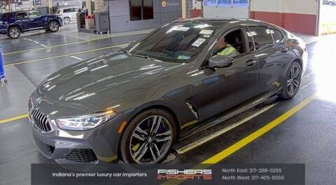 2020 BMW 8 Series for sale at Fishers Imports in Fishers IN