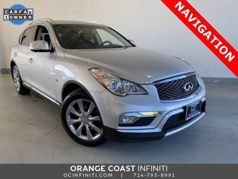 2017 Infiniti QX50 for sale at ORANGE COAST CARS in Westminster CA