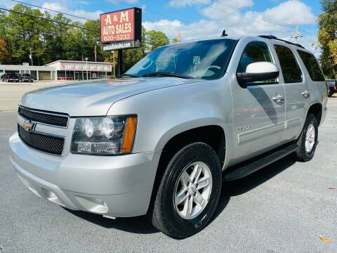 2010 Chevrolet Tahoe for sale at A & M Auto Sales, Inc in Alabaster AL