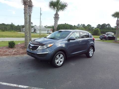 2013 Kia Sportage for sale at First Choice Auto Inc in Little River SC