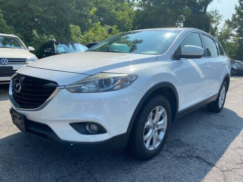 2013 Mazda CX-9 for sale at Car Online in Roswell GA