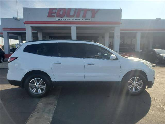 2017 Chevrolet Traverse for sale at EQUITY AUTO CENTER in Phoenix AZ
