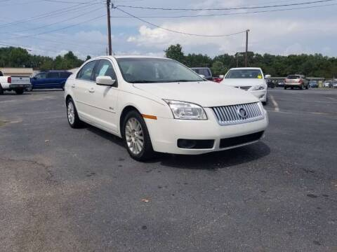 2008 Mercury Milan for sale at Auto Wholesalers Of Rockville in Rockville MD