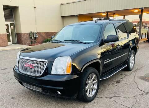 2012 GMC Yukon for sale at Big Three Auto Sales Inc. in Detroit MI