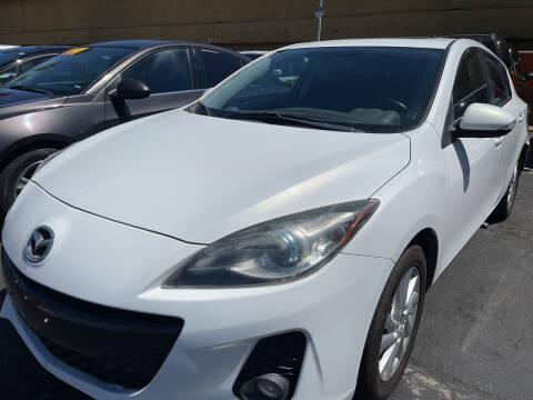 2013 Mazda MAZDA3 for sale at CARZ in San Diego CA