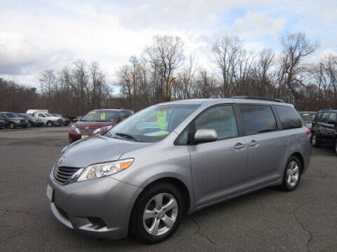 2011 Toyota Sienna for sale at Auto Choice of Middleton in Middleton MA
