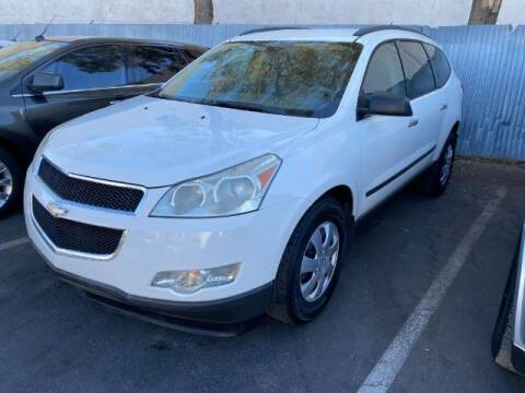 2011 Chevrolet Traverse for sale at Brown & Brown Wholesale in Mesa AZ